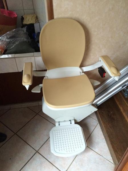 Nouveau design du fauteuil